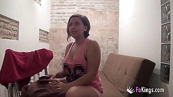 Spanish Fern Fucked By Nurse
