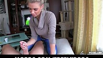 Carol Czech Blonde Man Fuck Due to Car Out in Public
