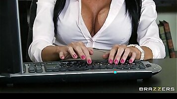 Lesbian Gang Banging Another Office Secretary