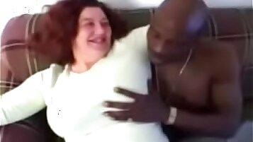 BBW interracial anal with bbc