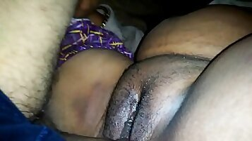 Aunt Takes A Hard Load In Her ASS